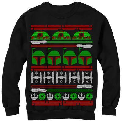 Crewneck Sweatshirt: Star Wars- Epic Sweater