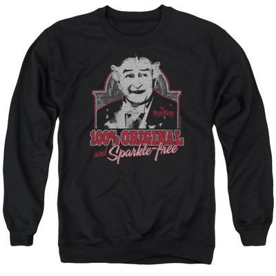 Crewneck Sweatshirt: The Munsters- 100% Original