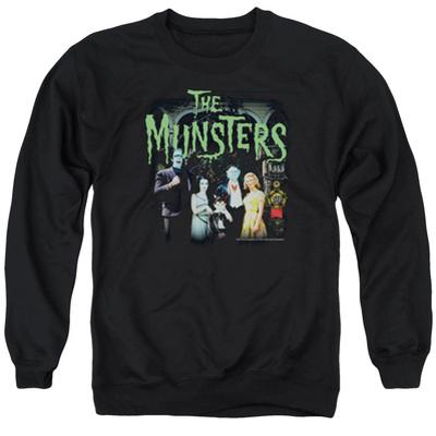 Crewneck Sweatshirt: The Munsters- 1313 50 Years