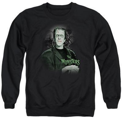Crewneck Sweatshirt: The Munsters- Man Of The House