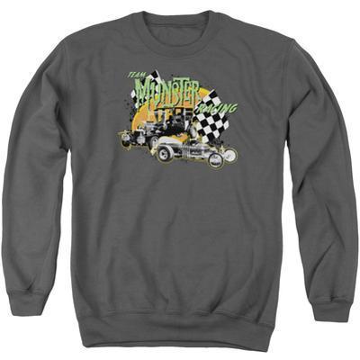 Crewneck Sweatshirt: The Munsters- Team Munster Racing