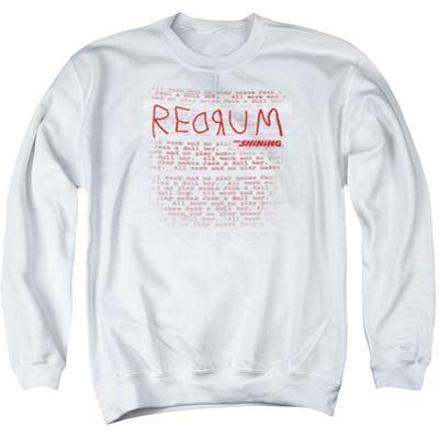 Crewneck Sweatshirt: The Shining/Redrum Scrawl