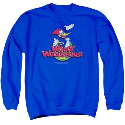 Crewneck Sweatshirt: Woody Woodpecker- Woody