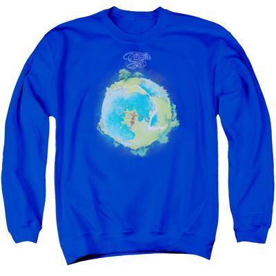 Crewneck Sweatshirt: Yes- Fragile Cover