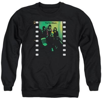 Crewneck Sweatshirt: Yes- Third The Yes Album Cover Cover