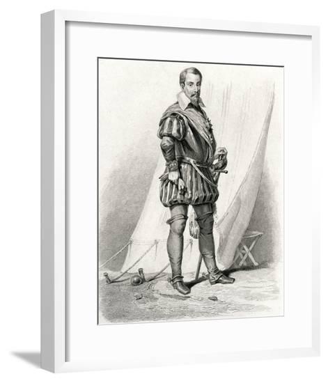 Crillon--Framed Giclee Print