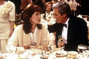 Crimes and delits CRIMES AND MISDEMEANORS, 1989 by WOODY ALLEN with Anjelica Huston and Alan Alda (
