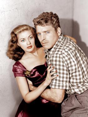 Criss Cross, Yvonne De Carlo, Burt Lancaster, 1949
