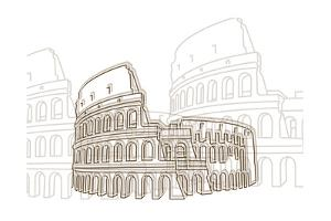 Coliseum by Cristian Mielu