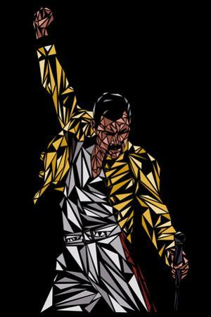 Freddie Mercury by Cristian Mielu
