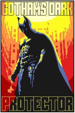 Gothams Guardian by Cristian Mielu