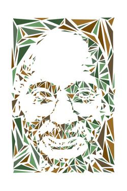 Mahatma Gandhi by Cristian Mielu