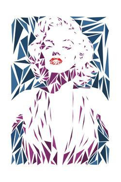 Marilyn Monroe by Cristian Mielu