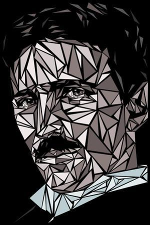 Nikola Tesla by Cristian Mielu