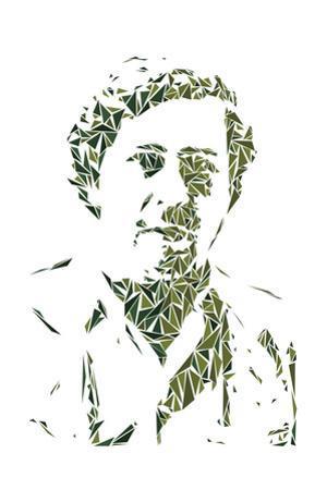 Pablo Escobar by Cristian Mielu