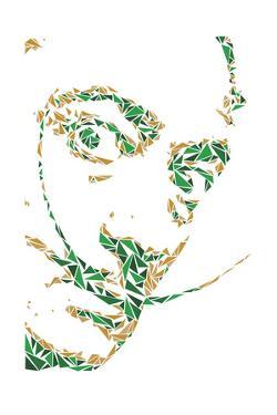 Salvador Dali by Cristian Mielu