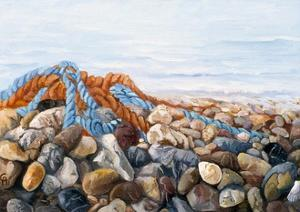 Stones and Ropes by Cristiana Angelini