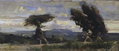 Boscaiole, 1881