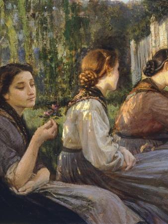 Confidences, Detail, 1868