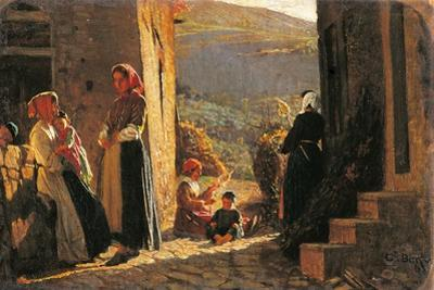 Group of Peasant Women