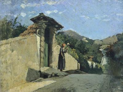 Study of Landscape, About 1860