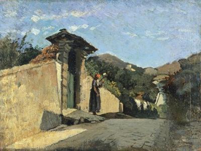 Study of Landscape, Ca 1861