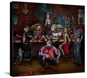 The Zombie Room by Cristie Dunavan