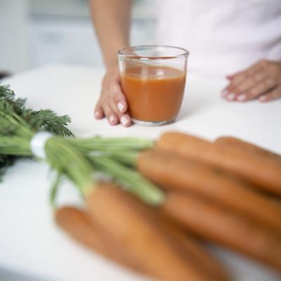 Carrot Juice by Cristina