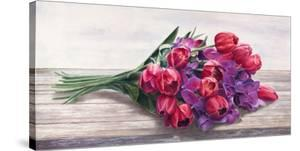Bouquet by Cristina Mavaracchio