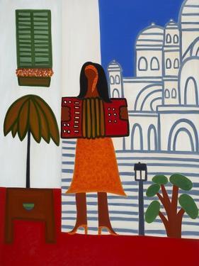 Gypsy Girl by Cristina Rodriguez