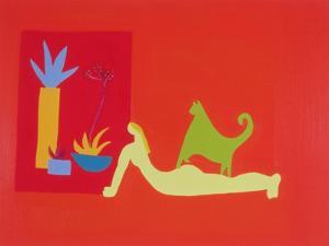 La Espera, 1996 by Cristina Rodriguez