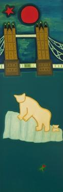 The Polar Bear and His Cub Visit London, 2009 by Cristina Rodriguez