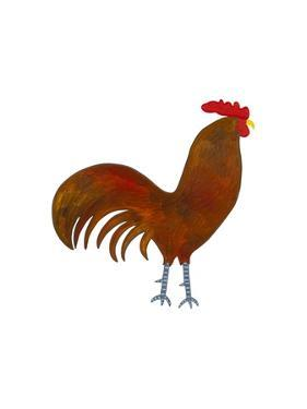 The Rooster,2009 by Cristina Rodriguez