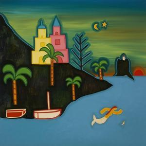 The Volcanic Island, 2008 by Cristina Rodriguez