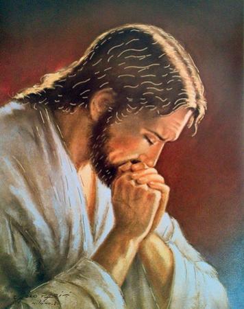 Cristo Orante