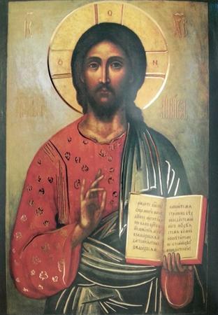 Cristo Pantocrate