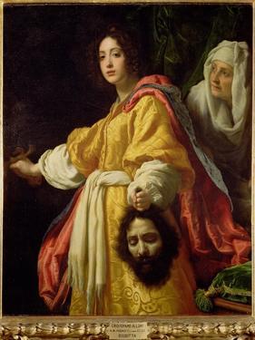 Judith with the Head of Holofernes, circa 1615 by Cristofano Allori