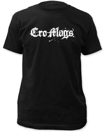 Cro-Mags- White Logo