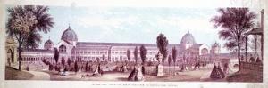 Cromwell Road, Kensington, London, 1862