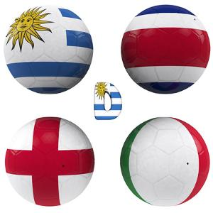 D Group of the World Cup by croreja