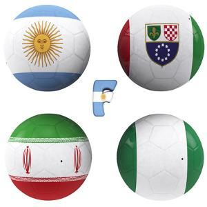 F Group of the World Cup by croreja