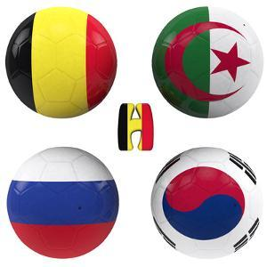 H Group of the World Cup by croreja