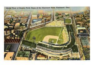 Crosley Field, Cincinnati, Ohio