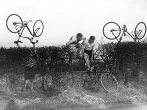 Cross County Cycling