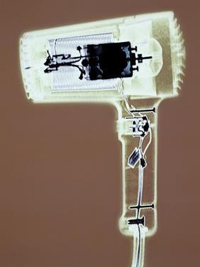 Cross-section of Blowdryer