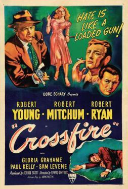 Crossfire, 1947