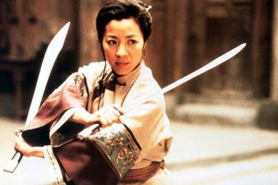 Crouching Tiger Hidden Dragon (Wu Hu Zang Long) Michelle Yeoh, 2000
