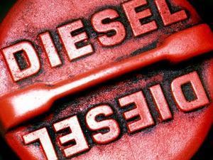 Diesel Fuel Cap by Crown