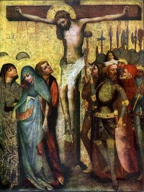 Crucifixion, before 1400