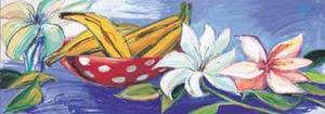 Lis and Bananas by Cruz